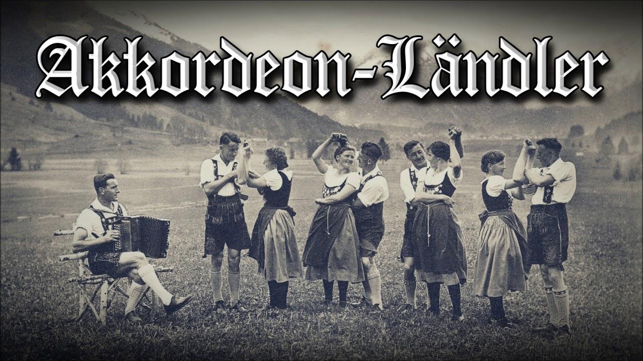 "Musica Folklorica Alemana - ""Akkordeon Ländler"""