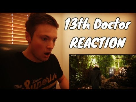 13TH DOCTOR REVEAL - REACTION