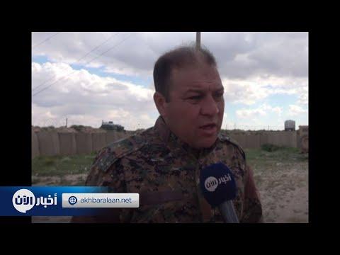 عناصر داعش يحاولون الفرار بعد حسم المعارك في الباغوز  - نشر قبل 4 ساعة