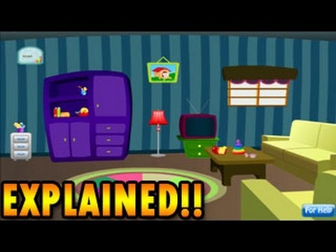 Funny Room Escape Walkthrough Explained Full Game New