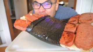 Your best ever GIANT SPAM MUSUBI