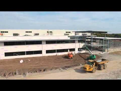 Werner RDC Construction Time Lapse - September 2015