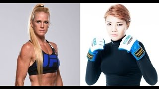 Did Team Holly Holm Want No Part Of Ji Yeon Kim? The Mistreatment Of Marion Reneau