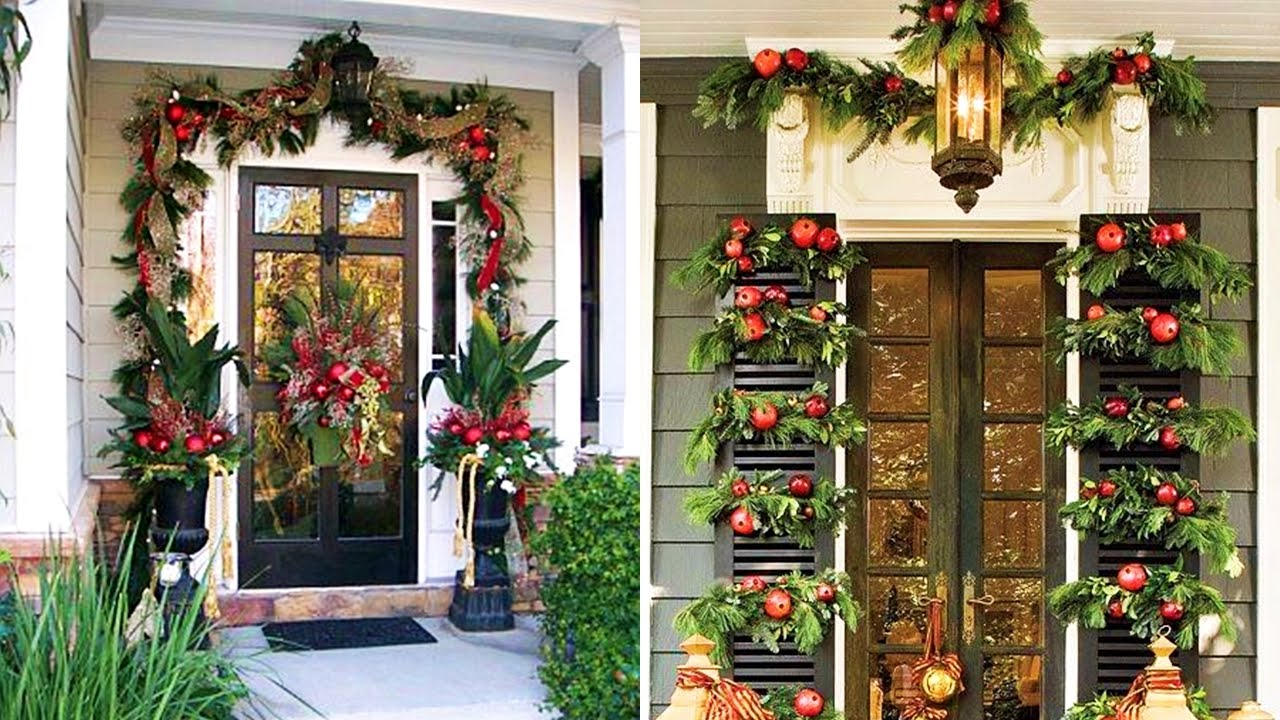 Adornos navide os arbol navide o decoraciones para for Decoracion navidena para puertas