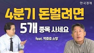 한·미국 상승률 역전된다....한국 대표 종목 사모아라