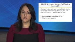 Part 4:  MDS 3.0 Section GG, Functional Abilities and Goals: GG0170  Mobility Sections D-S