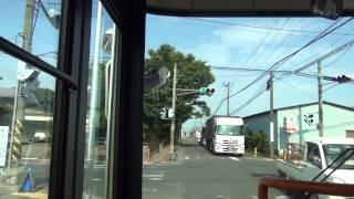 路線バス、大型トラックに怒られる? クラクション鳴らされる? thumbnail