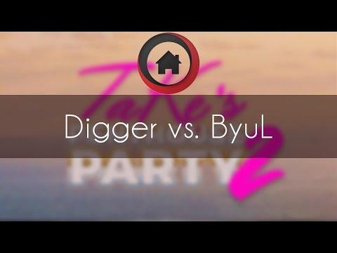 Digger vs. ByuL - TvZ - TaKeTV's Penthouse Party 2 Day#1