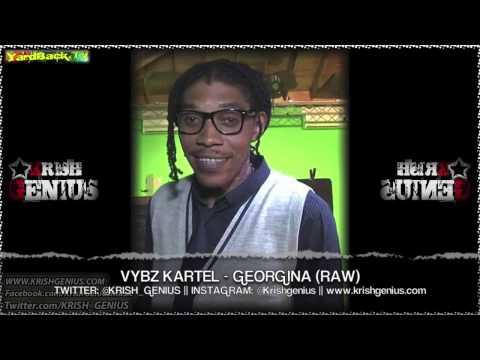 Vybz Kartel - Georgina (Raw) Decibels Riddim - June 2013