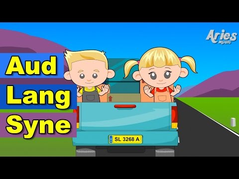 Aud Lang Syne - Children Songs (Donny & Mary)