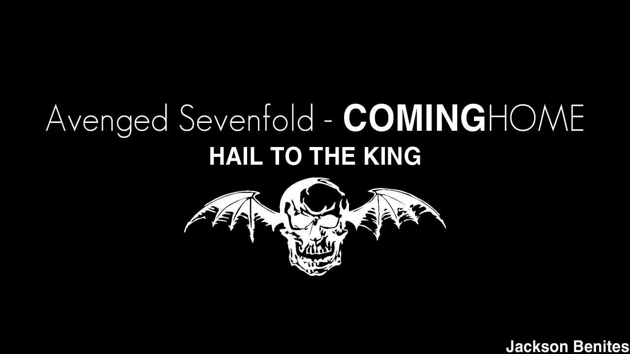 Coming Home Tab Avenged Sevenfold
