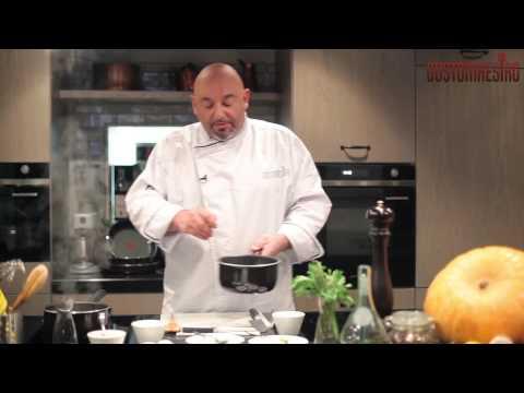 """Шеф-повар ресторана Gusto расскажет нам как приготовить """"Ризотто с белыми грибами"""""""