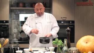 Шеф-повар ресторана Gusto расскажет нам как приготовить