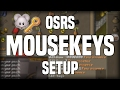 MouseKeys Setup Guide for OSRS
