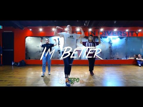 Missy Elliott - I'm better ft Lamb - Marie Poppins Choreography @missyelliott