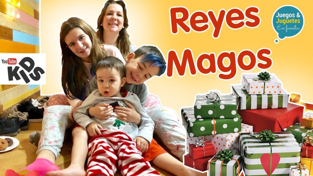 Regalos De Reyes Magos 2018 Y Cabalgata Youtube