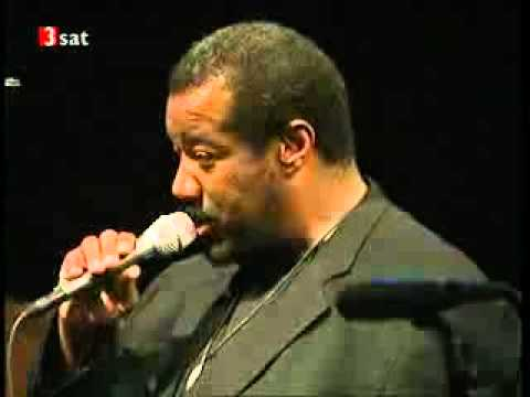 Ray Brown Trio, with Kevin Mahogany, in