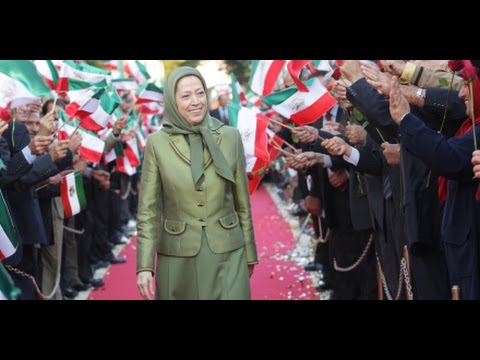 Maryam Rajavi meets PMOI members in Albania