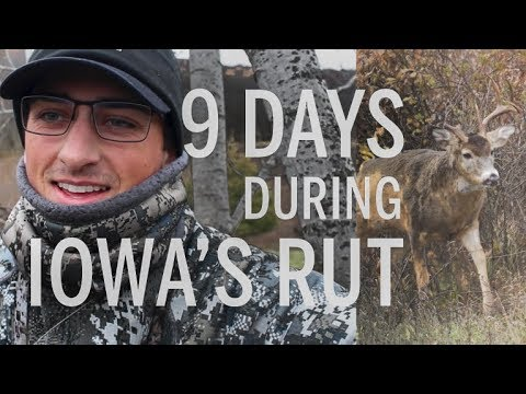 The CRAZIEST Week Of Hunting In IOWA