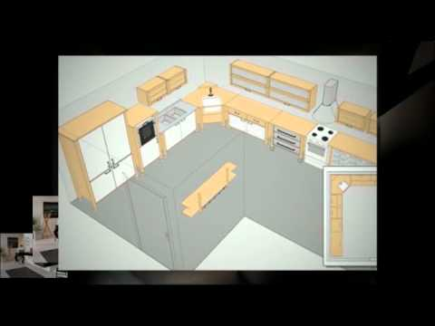 diy kitchen design software youtube