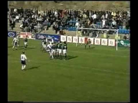 Faroes - Slovenia 2-2. 2002 World cup qualifiers. Part 2. Amazing Faroese comeback!