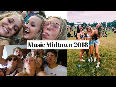 when teens go to music midtown 2018