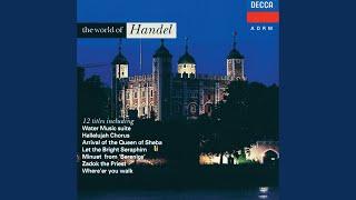 Handel: Water Music Suite - Air