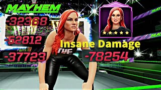 Unlocking 5 ChargeMaster Becky Lynch WWE Mayhem