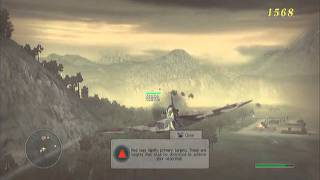 Blazing Angels 2:Secret Missions of WWII- Walkthrough- Part 2
