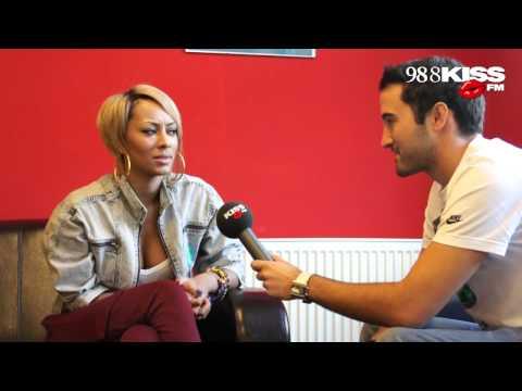 Keri Hilson im Interview mit Tolga
