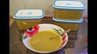 Суп-пюре диетический