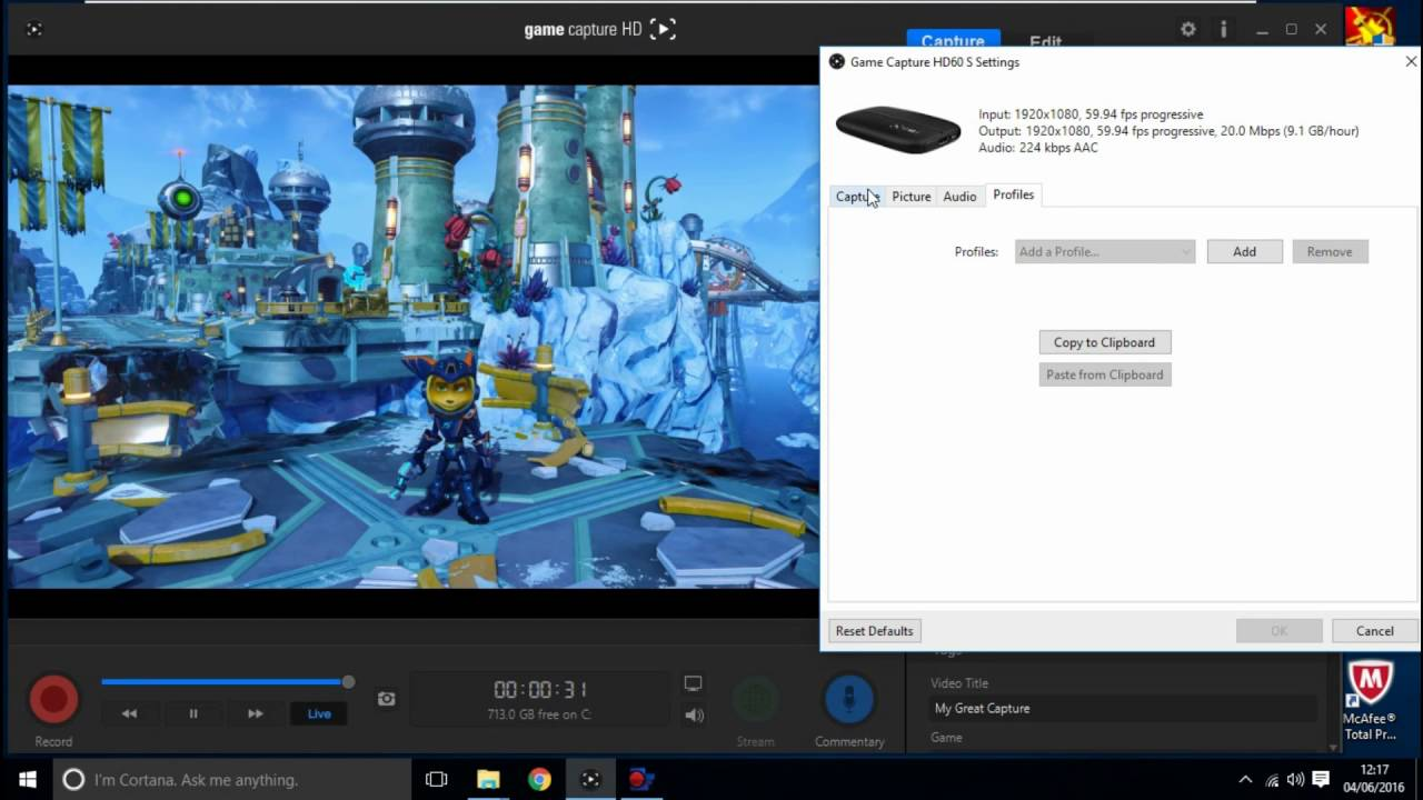 Elgato HD-HD60-HD60S- No Sound Help