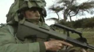 Top 10 Combat Rifles: No.7 Steyr Aug (Stg77)