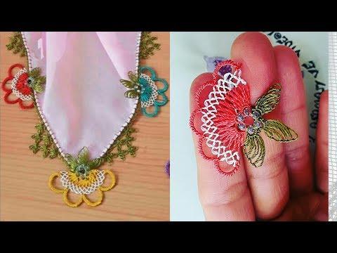 Hürrem gözü | embroidery machine | oya örnekleri | 1. BÖLÜM