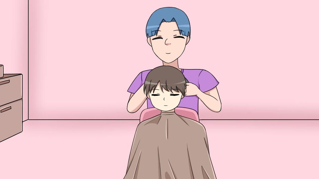 「搞笑少女」短片系列#4- 理髮