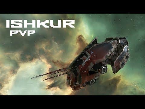 「 EVE Online 」 Ishkur PVP w/ Sarcos Federation