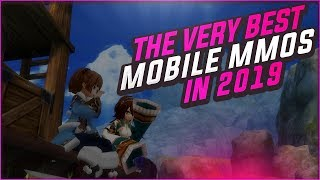 Top 10 Best Mobile MMORPG Android, iOS Games 2018 You HAVE To Try!
