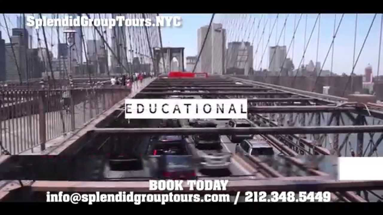NY Splendid Group Tours Demo Reel 2