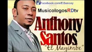 Antony Santos - En Casa De Mi Compadre (Audio Navidad)