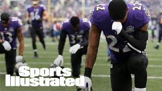 Ravens CB Jimmy Smith Suspended Four Games For PED Violation | SI Wire | Sports Illustrated