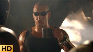 Я убью вас кружкой с чаем. Хроники Риддика.