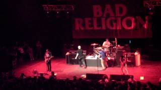 Bad Religion en Chile 2014 HD - Fuck Armageddon... This Is Hell - Punk Rock Song