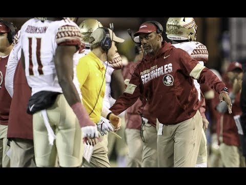 Best Noles Coverage - Seminoles Fall To Wake Forest 22-20