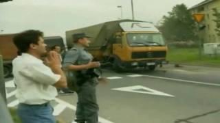 Vojna za Slovenijo 1991 - Tukaj je Slovenija