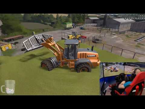 farming simulator 17 oakfield farm DAY 16