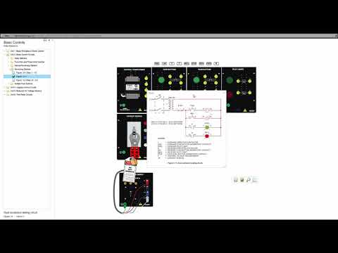 Presentation Of The Industrial Controls Simulator