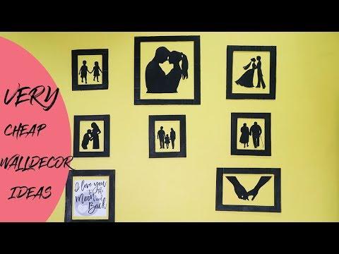 silhouette-wall-decor-idea-|-best-couple-wall-decor-|