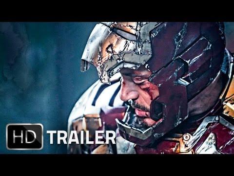 IRON MAN 3    2 German Deutsch HD 2013  Marvel