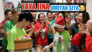 Yaya Jina's X-mass Bonus Surprise