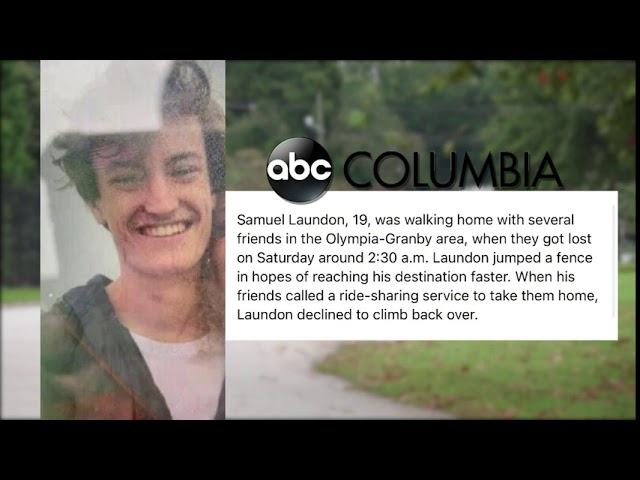 Missing USC Student Pronounced Dead | SGTV News 4